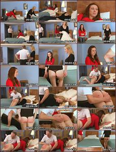 Landlord from Hell  Spanking