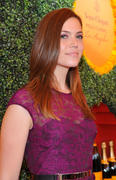 Mandy Moore- 3rd Annual Clicquot Polo Classic in Pacific Palisades 10/06/12