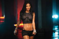 "Nicole Scherzinger - ""Wet"" Music Video Shoot - x6"