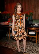 Anna Kendrick - Vogue's Triple Threats dinner in LA 4/3/13