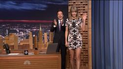 Taylor Swift - Interview Jimmy Fallon 08 13 2014  [1080i] HDTV