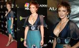 lauren holly's breasts