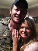 Miranda Lambert gets engaged - 1 twitter pic