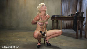 THE TRAINING OF O: September 27, 2016 – Xander Corvus and Eliza Jane/Slave Training of Eliza Jane