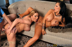Realwifestories - Krissy Lynn, Jenna Presley - Yes Ma'am Yes  ***April 2, 2012***