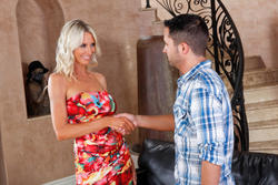 Seduced by a cougar - Emma Starr **January 30, 2012**